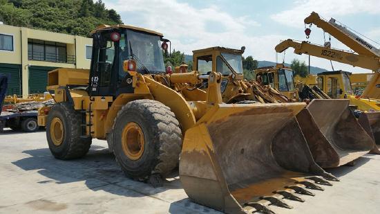 Caterpillar 966G II