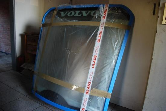 Frontscheibe Volvo L60 - L220