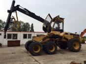 Caterpillar CAT 580 B k, Ecolog 580B