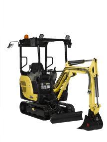 Mini excavator - Yanmar SV16