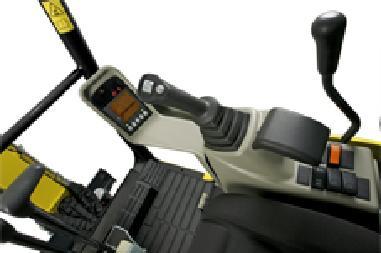 Miniexcavadora - Yanmar SV16