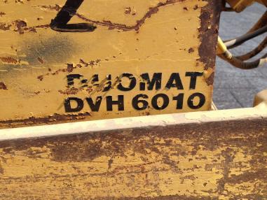 Вибрационна плоча - Ammann DVH 6010