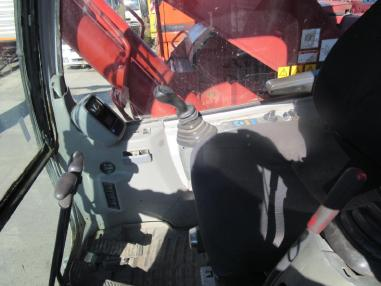 Tracked excavator - Kobelco SK 235 SR Kurzheck