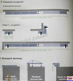 Вертикален подемник - Geda AB 650/450
