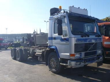 Podwozie - Volvo FL 10 320 6X2
