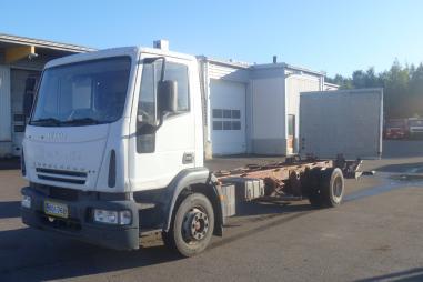 Podvozek - Iveco 120 E 24 P