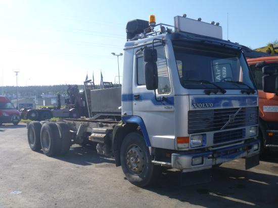 Volvo FL 10 320 6X2