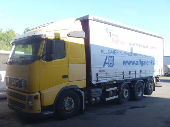 Volvo FH 12 460 8X2