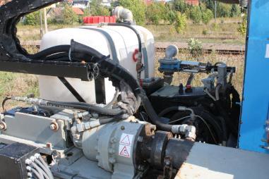 stroj za bušenje - vodoravni - Tracto 8S