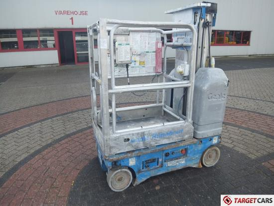 Genie GR15 Vertical Mast GR-15 Worklift Electric 652cm