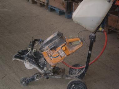 Машина за прорязване на фуги - PARTNER K950