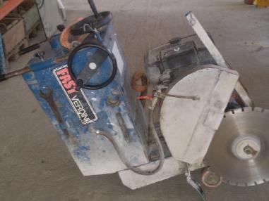 Машина за прорязване на фуги - Други NC20