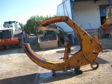 Машина за полагане на тръби - Wimag Rundgreifer RRG10-200