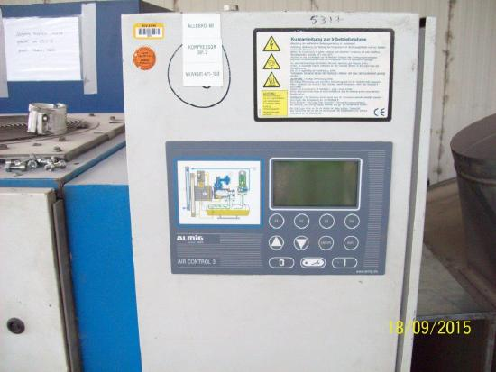 Screw Type Compressor Allegro 60