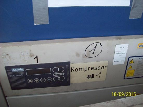 Screw-Type Compressor SCK 41-10
