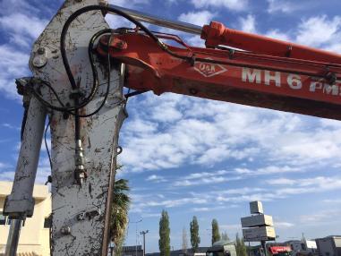 Excavator mobil - O&K MH6 PMS