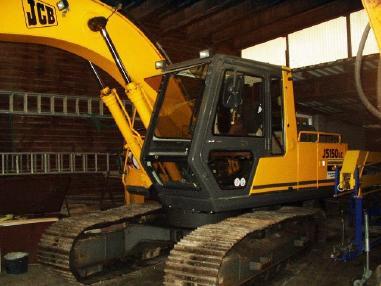 Excavadora de cadenas - JCB JS 150 LC