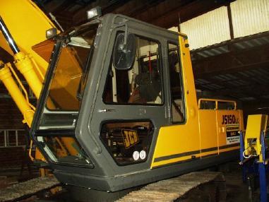 Escavatore cingolato - JCB JS 150 LC