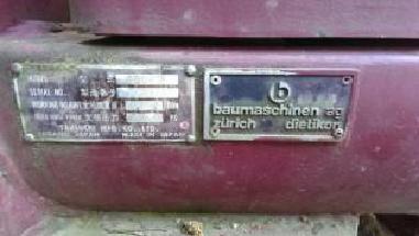 Kettenbagger - Takeuchi TB070