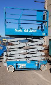 Makaslı platform - Genie GS 3246