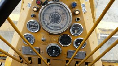 Równiarka - Faun-Frisch F 95