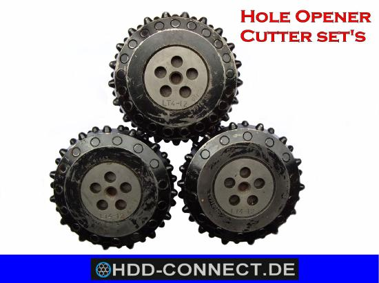 Ditch-Witch HOLE OPENER CUTTER