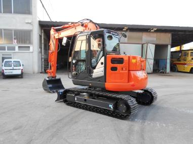 Tracked excavator - Hitachi ZX85US-5