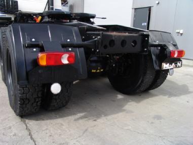 tegljači za prijevoz teške robe - MAN 26-321 6X4 TRACTORHEAD UNUSED