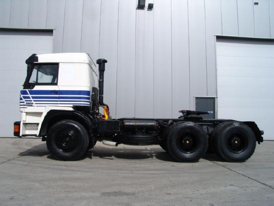 MAN 26-321 6X4 TRACTORHEAD UNUSED