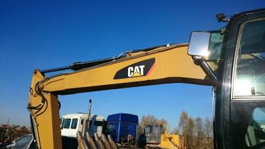 Mobile excavator - Caterpillar M315D