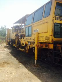 Rail construction machinery - SO.RE.MA COMBI 133
