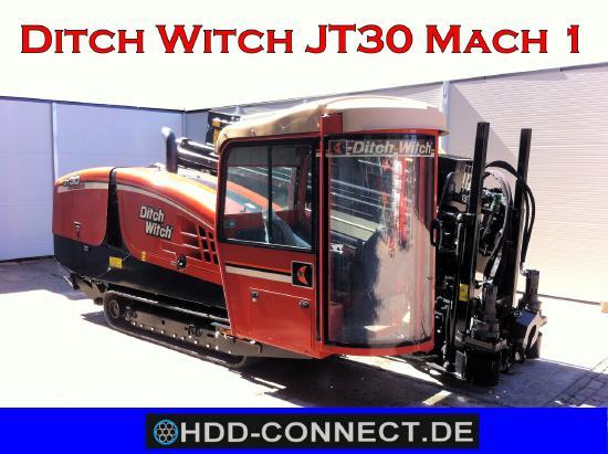 Ditch-Witch JT30 MACH 1
