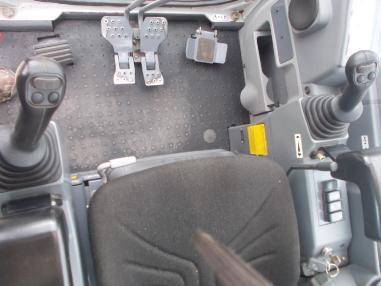 Mini-pelle - Takeuchi tb 228,3277Bst,2009,hydr schnel.+4loffel