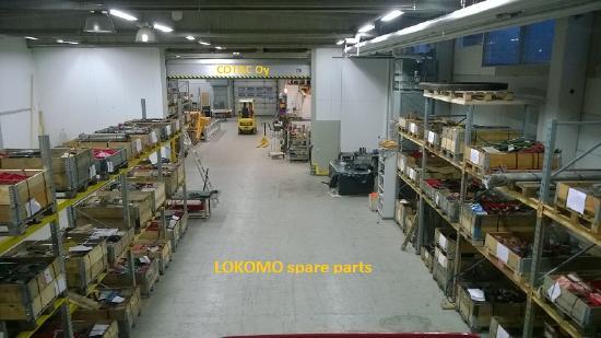 Lokomo Parts