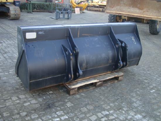 Caterpillar Bachoe 432E / 434E - 1150 Liter