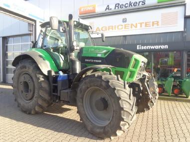 Tractor - Deutz TTV 7250
