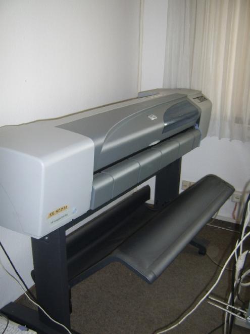 Designjet 500 Plus