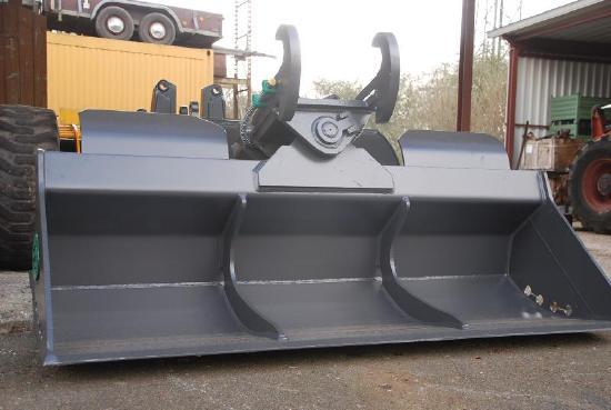 Grabenräumschaufel, 2.000 mm breit, SMP-2