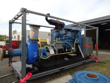 Draga aspirante - Warman WARMAN 12/10 Gravel pump