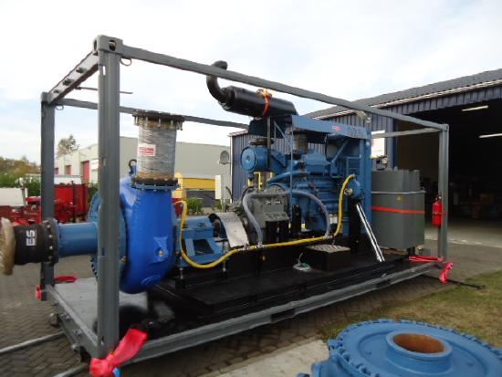 Warman WARMAN 12/10 Gravel pump
