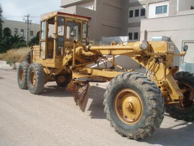 Grader - Caterpillar 12 F