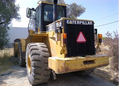 Greder - Caterpillar 950 F