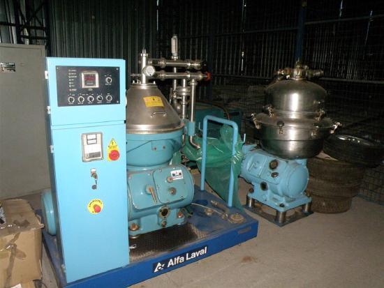 Alfa-Laval VNPX 407 SGT 34