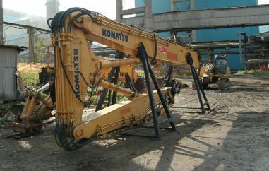 Abbruchbagger - Komatsu PC350 NHRD-8