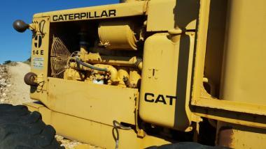 Grader - Caterpillar 14E