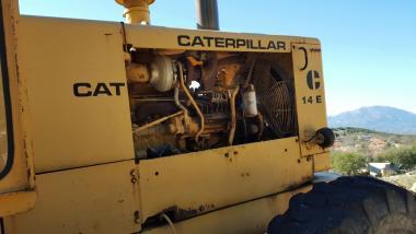 Greder - Caterpillar 14E