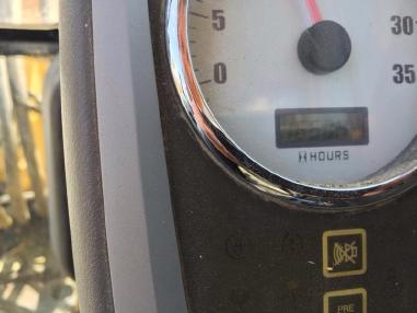 Minigraafmachine - Hyundai 55-7  /  55-9