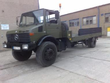 Autotransportér - Ostatní U1500