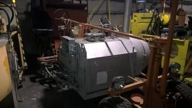 stroj za obilježavanje ulica - Hofmann H-26-1