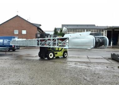 कन्वेयर बेल्ट सिस्टम - AGETHEN Förderband Conveyor